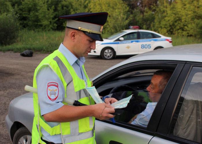 Штраф за вождение и управление транспортным средством без прав