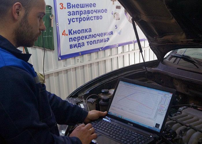Штраф за газобаллонное оборудование без регистрации