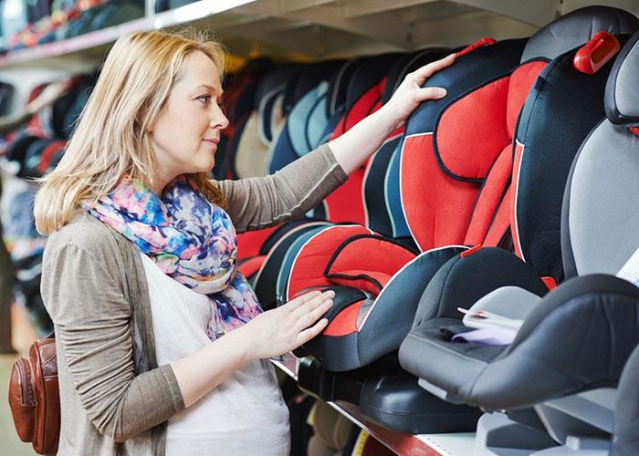 Перевозка детей на переднем сидении по ПДД в [year] году