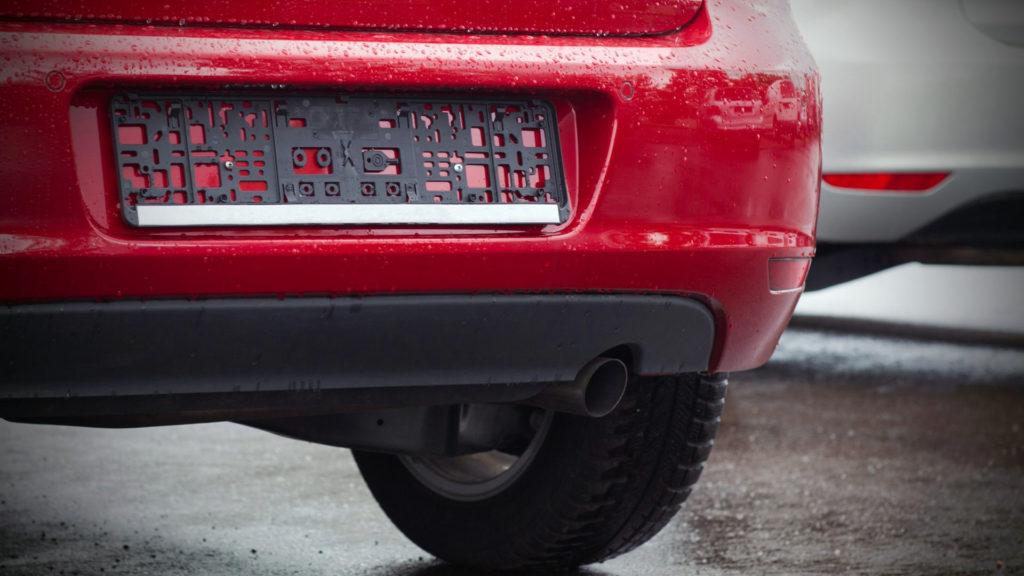 Как восстановить потерянный номер авто? Сколько это стоит и какой штраф за утерю?