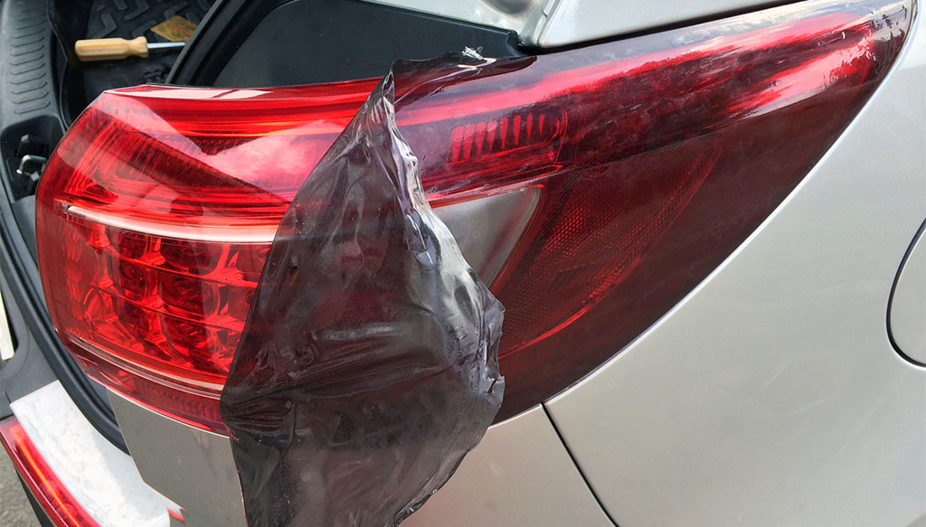 Можно ли тонировать задние фонари автомобиля по закону?